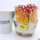 수제화분(반값할인) 539 Handmade Flower pot