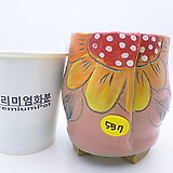 수제화분(반값할인) 537 Handmade Flower pot