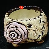 도향)원형 꽃분1 