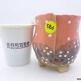 수제화분(반값할인) 586|Handmade Flower pot