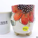 수제화분(반값할인) 593|Handmade Flower pot