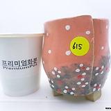 수제화분(반값할인) 615|Handmade Flower pot