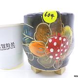 수제화분(반값할인) 604|Handmade Flower pot