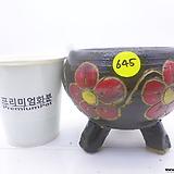 수제화분(반값할인) 645|Handmade Flower pot