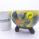 수제화분(반값할인) 643|Handmade Flower pot