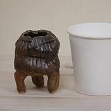 매헌수제분 콩분 1개 69130 Handmade Flower pot