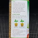 뿌리내림 전용토(메셈 다육전용) 두봉이상 단독배송 2.0L