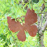 나비 - 정원장식 철제 마당 화단 꽃밭 연못 꾸미기 홈가드닝 인테리어소품 