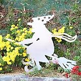 마귀할멈 - 정원장식 철제 마당 화단 꽃밭 연못 꾸미기 홈가드닝 인테리어소품 