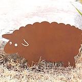 양 - 정원장식 철제 마당 화단 꽃밭 연못 꾸미기 홈가드닝 인테리어소품 