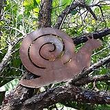 달팽이(일체형) - 철제 빈티지장식 정원가꾸기 조경용품 조형물용품 조형물 인테리어소품 