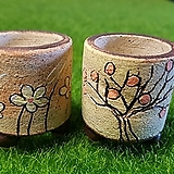 수제화분 2개 070902|Handmade Flower pot