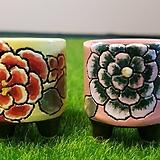 수제화분2개 070905|Handmade Flower pot