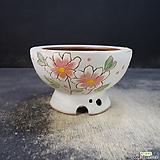 수제화분(라인칼라분)02|Handmade Flower pot