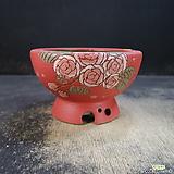 수제화분(라인칼라분)23|Handmade Flower pot