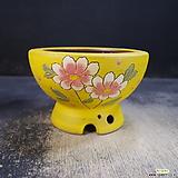 수제화분(라인칼라분)20|Handmade Flower pot