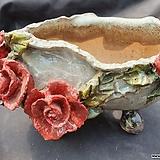 수제화분(직경20cm 높이13cm) Handmade Flower pot