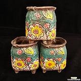 수제화분3개셑트90718.1|Handmade Flower pot