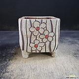 수제화분(라인분)87|Handmade Flower pot