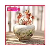 단미 다육이화분 인테리어화분 수제화분 행복한꽃그릇 행복상회