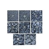 흑자갈1kg/옥자갈/자갈/칼라모래/색돌/색모래/옥돌/백자갈/화분/조경/다육장식/배양토/마사토/난석/원예자재/원예용품/화훼