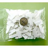 원예용 정품 티자이름표 2.5cm 백색 100개 식물이름표|