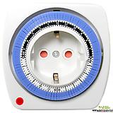 스위치내장콘센트/타이머콘센트(전기용품 자동으로 키고끄고.) 