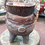 란 수제화분 세일 (LAN) 빈티지 작은사이즈 No.0018 Handmade Flower pot