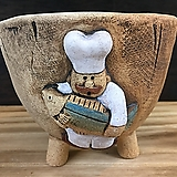최고급작가 국산수제화분-2782|Handmade Flower pot