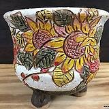 대사이즈 국산수제화분-3036|Handmade Flower pot