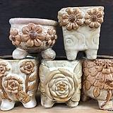 수입수제화분 5종세트-3048|Handmade Flower pot