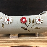 대사이즈 최고급작가 국산수제화분-0264|Handmade Flower pot