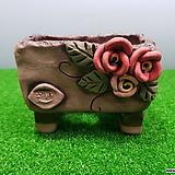 꽃이다공방 명품 수제화분 #3508|Handmade Flower pot