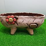꽃이다공방 명품 수제화분 #3517|Handmade Flower pot