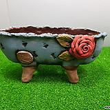 꽃이다공방 명품 수제화분 #3518|Handmade Flower pot