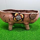 꽃이다공방 명품 수제화분 #3519|Handmade Flower pot