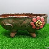 꽃이다공방 명품 수제화분 #3546|Handmade Flower pot
