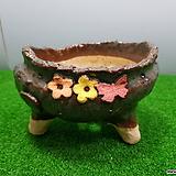 꽃이다공방 명품 수제화분 #3550|Handmade Flower pot