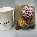 깨비 수제화분 23-58|Handmade Flower pot