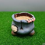 꽃이다공방 명품 수제화분 콩분 #3557|Handmade Flower pot