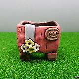 꽃이다공방 명품 수제화분 콩분 #3559|Handmade Flower pot