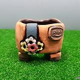 꽃이다공방 명품 수제화분 콩분 #3563|Handmade Flower pot