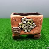 꽃이다공방 명품 수제화분 콩분 #3570|Handmade Flower pot