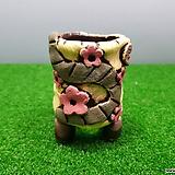 꽃이다공방 명품 수제화분 콩분 #3576|Handmade Flower pot
