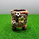 꽃이다공방 명품 수제화분 콩분 #3578|Handmade Flower pot