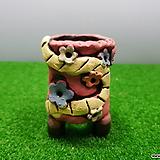 꽃이다공방 명품 수제화분 콩분 #3579|Handmade Flower pot