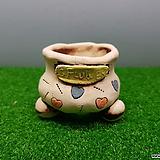 꽃이다공방 명품 수제화분 콩분 #3586|Handmade Flower pot