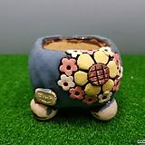 꽃이다공방 명품 수제화분 미니분 #3598|Handmade Flower pot