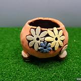 꽃이다공방 명품 수제화분 미니분 #3599|Handmade Flower pot