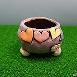 꽃이다공방 명품 수제화분 미니분 #3602|Handmade Flower pot
